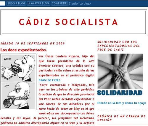 cadiz socialista